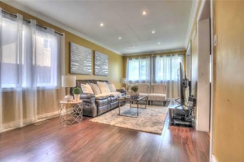 Townhouse for sale at 19 Brocklebank Ct Brampton Ontario - MLS: W4579525
