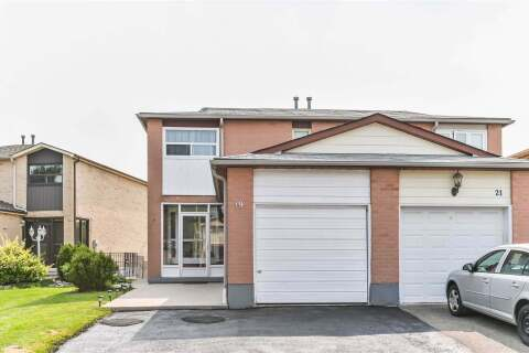 Townhouse for sale at 19 Brougham Dr Vaughan Ontario - MLS: N4915207