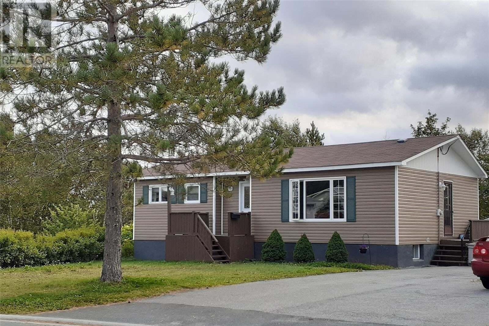 House for sale at 19 Brown Cres Gander Newfoundland - MLS: 1221702
