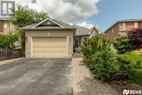 House for sale at 19 Brownwood Drive Dr East Barrie Ontario - MLS: 30745425