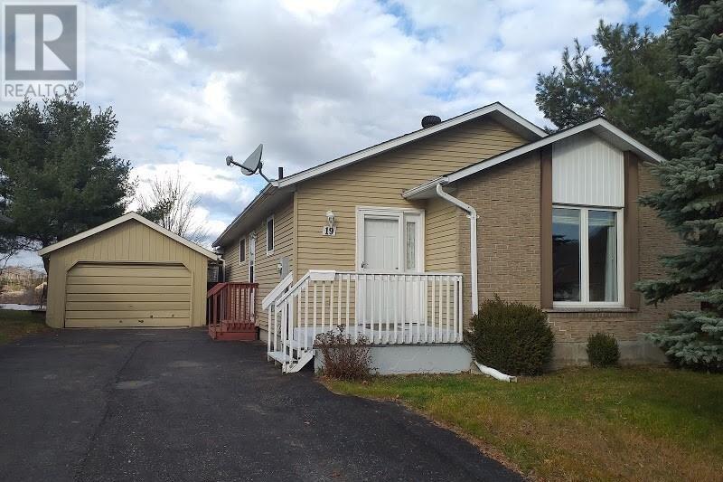 House for sale at 19 Brunet Rd Elliot Lake Ontario - MLS: 2090350