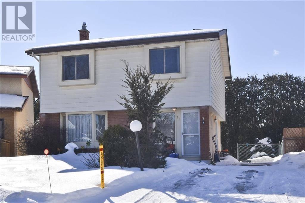 House for sale at 19 Brydon Ct Ottawa Ontario - MLS: 1183359