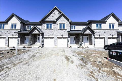 Townhouse for sale at 19 Callon Dr Hamilton Ontario - MLS: X4396915