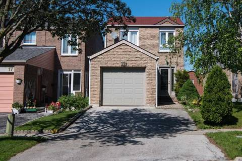 House for sale at 19 Capilano Ct Vaughan Ontario - MLS: N4491662