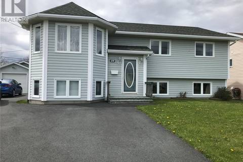 House for sale at 19 Carlisle Dr Paradise Newfoundland - MLS: 1197552