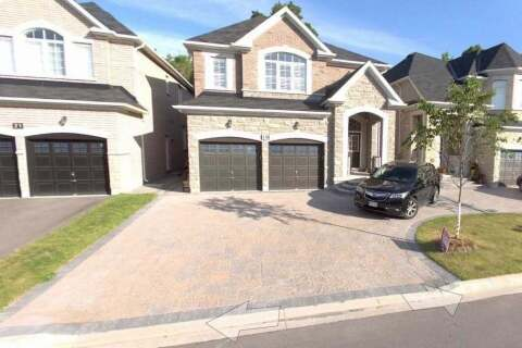 House for rent at 19 Castle Rock Ct Markham Ontario - MLS: N4826710