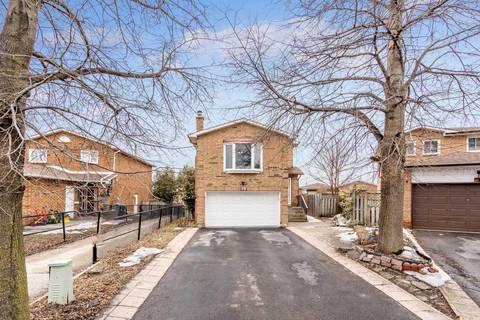 House for sale at 19 Cavalier Ct Brampton Ontario - MLS: W4390491