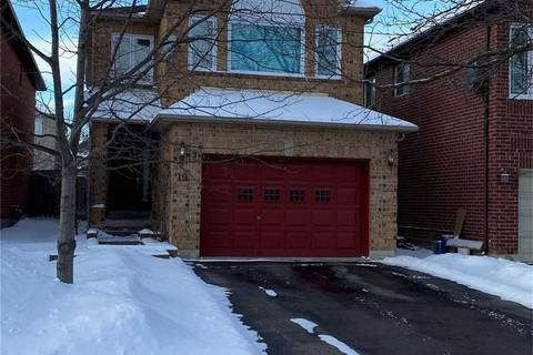 House for sale at 19 Cedarwood Cres Brampton Ontario - MLS: W4687386