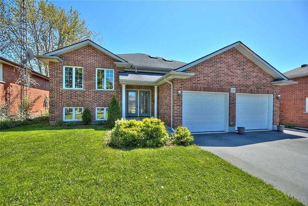 House for sale at 19 Chapel Hill Cres Welland Ontario - MLS: 30807865