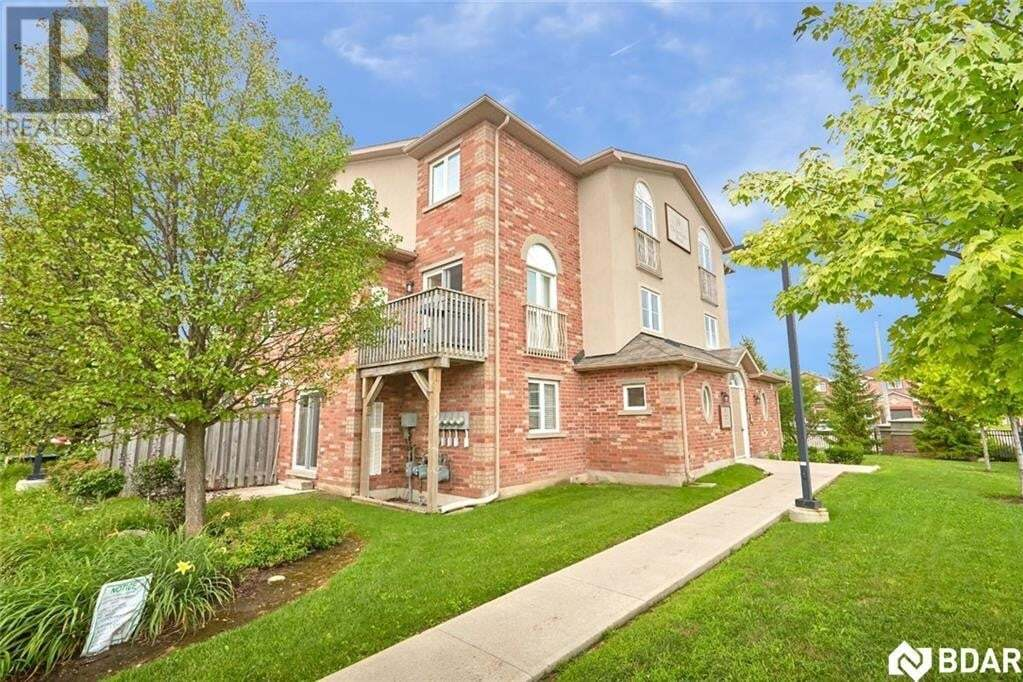 Townhouse for sale at 19 Cheltenham Rd Barrie Ontario - MLS: 30827584