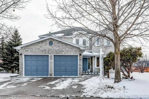 House for sale at 19 Chillwood Ct Markham Ontario - MLS: N4694928