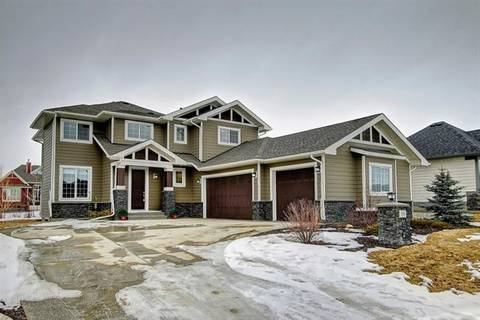 House for sale at 19 Cimarron Estates Manr Okotoks Alberta - MLS: C4288623