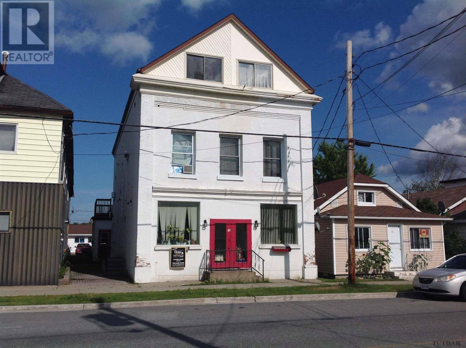 Townhouse for sale at 19 Cobalt St Cobalt Ontario - MLS: TM200052
