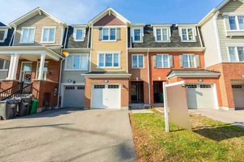 Townhouse for sale at 19 Colonel Frank Ching Cres Brampton Ontario - MLS: W4996675