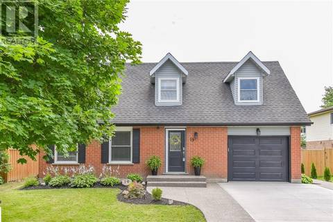 House for sale at 19 Country Creek Dr Baden Ontario - MLS: 30750801