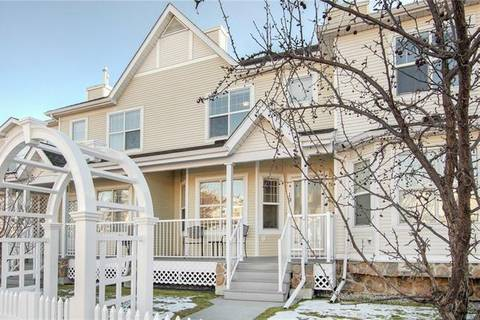 Townhouse for sale at 19 Country Village Landng Northeast Calgary Alberta - MLS: C4286771