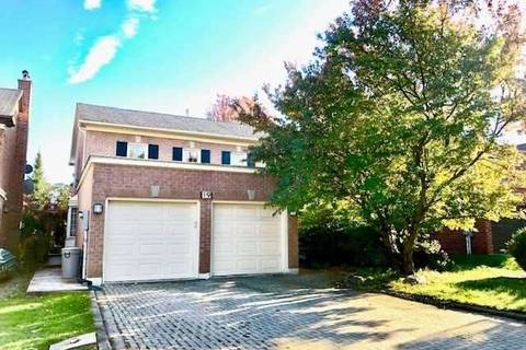 House for rent at 19 Cowles Ct Richmond Hill Ontario - MLS: N4605998