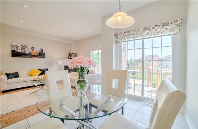 For Sale: 19 Crimson Forest Drive, Vaughan, ON   3 Bed, 4 Bath Townhouse for $918,000. See 20 photos!