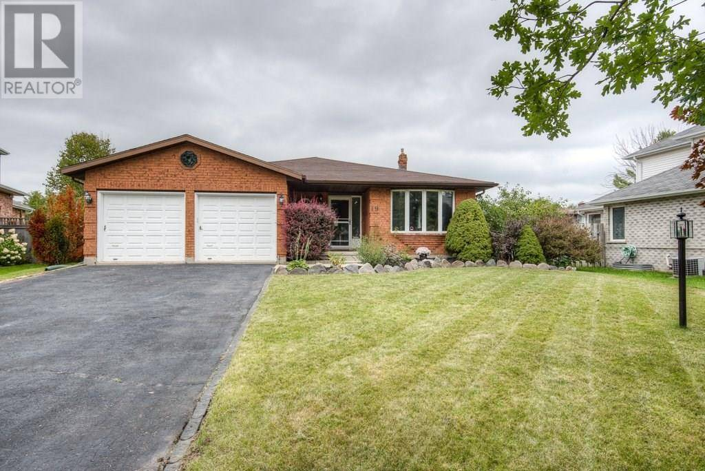 House for sale at 19 Culloden Pl Kitchener Ontario - MLS: 30765833