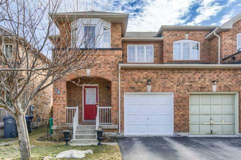Townhouse for sale at 19 Dawes Rd Brampton Ontario - MLS: W4718893
