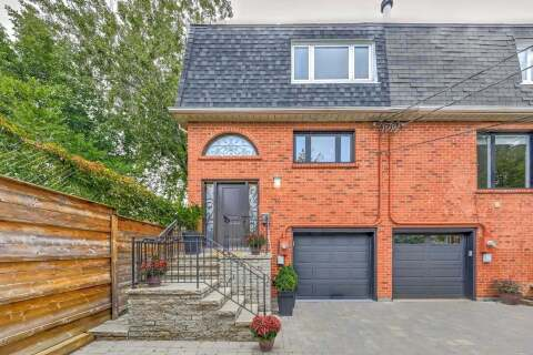 Townhouse for sale at 19 Deal Ave Toronto Ontario - MLS: C4906012