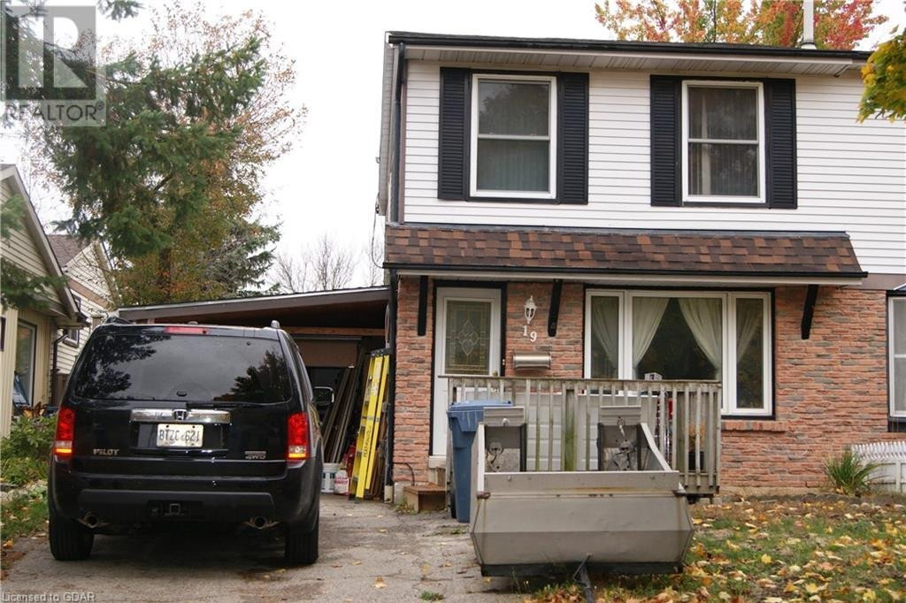 House for rent at 19 Deerfield Pl Guelph Ontario - MLS: 40034688