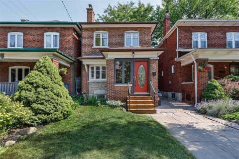 House for sale at 19 Deforest Rd Toronto Ontario - MLS: W4822224