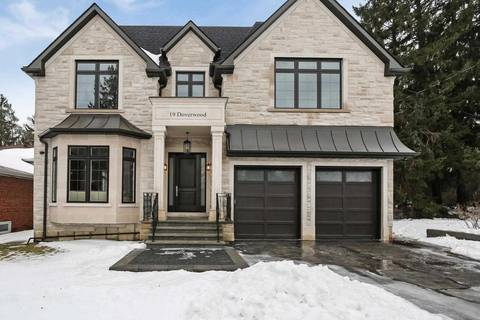House for sale at 19 Doverwood Ct Toronto Ontario - MLS: C4398807