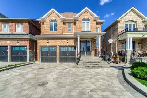 House for sale at 19 Drummondville Dr Brampton Ontario - MLS: W4909602