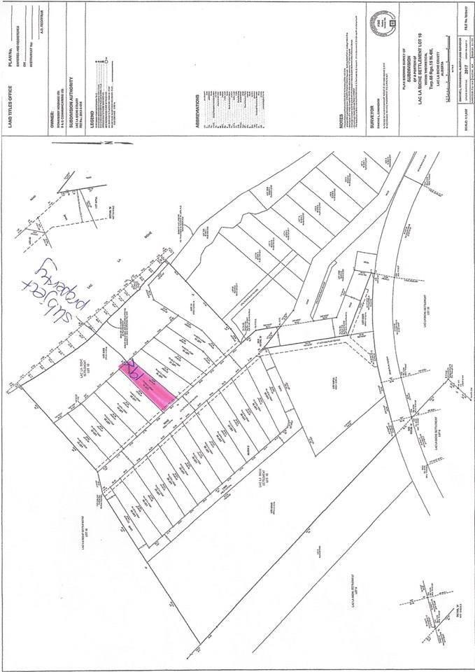 Residential property for sale at 19 Eagle Haunt Estates Rural Lac La Biche County Alberta - MLS: E4175375