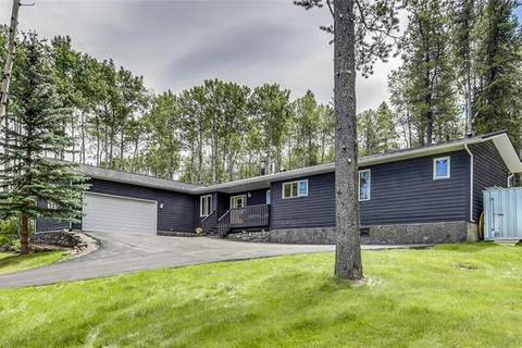 House for sale at 19 Elk Valley Pl Bragg Creek Alberta - MLS: C4242211