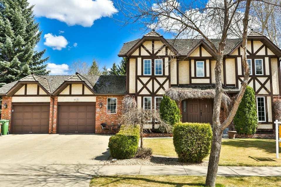 House for sale at 19 Ellesmere Dr St. Albert Alberta - MLS: E4196217