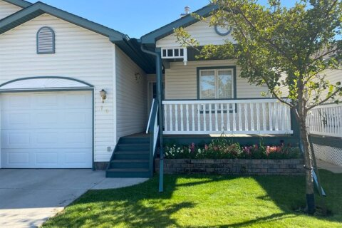 Townhouse for sale at 19 Fairviewpark Ln Brooks Alberta - MLS: A1027218