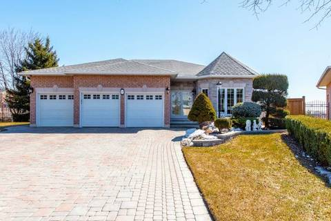 House for sale at 19 Filomena Ct Vaughan Ontario - MLS: N4393054
