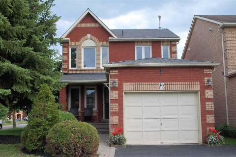 House for sale at 19 Furrow Dr Whitby Ontario - MLS: E4795439