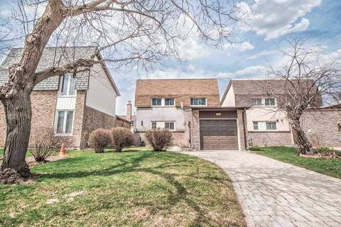 House for sale at 19 Gailgrove Ct Brampton Ontario - MLS: W4425465