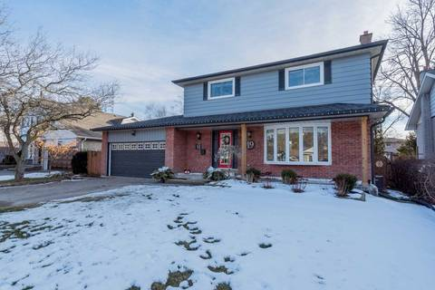 House for sale at 19 Glen Watford Rd Cobourg Ontario - MLS: X4690378