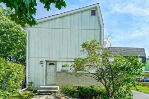 House for sale at 19 Glencairn Sq Brampton Ontario - MLS: W4881948