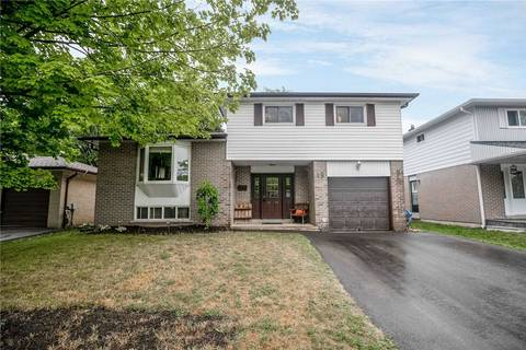 House for sale at 19 Glenecho Dr Barrie Ontario - MLS: S4541209