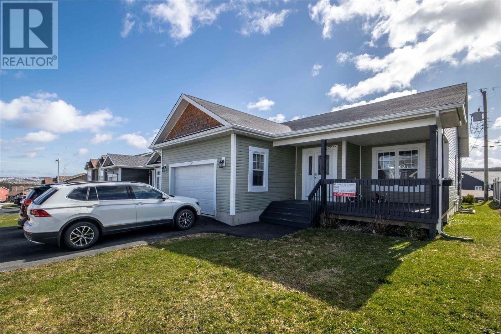 House for sale at 19 Glenlonan St St. John's Newfoundland - MLS: 1213600