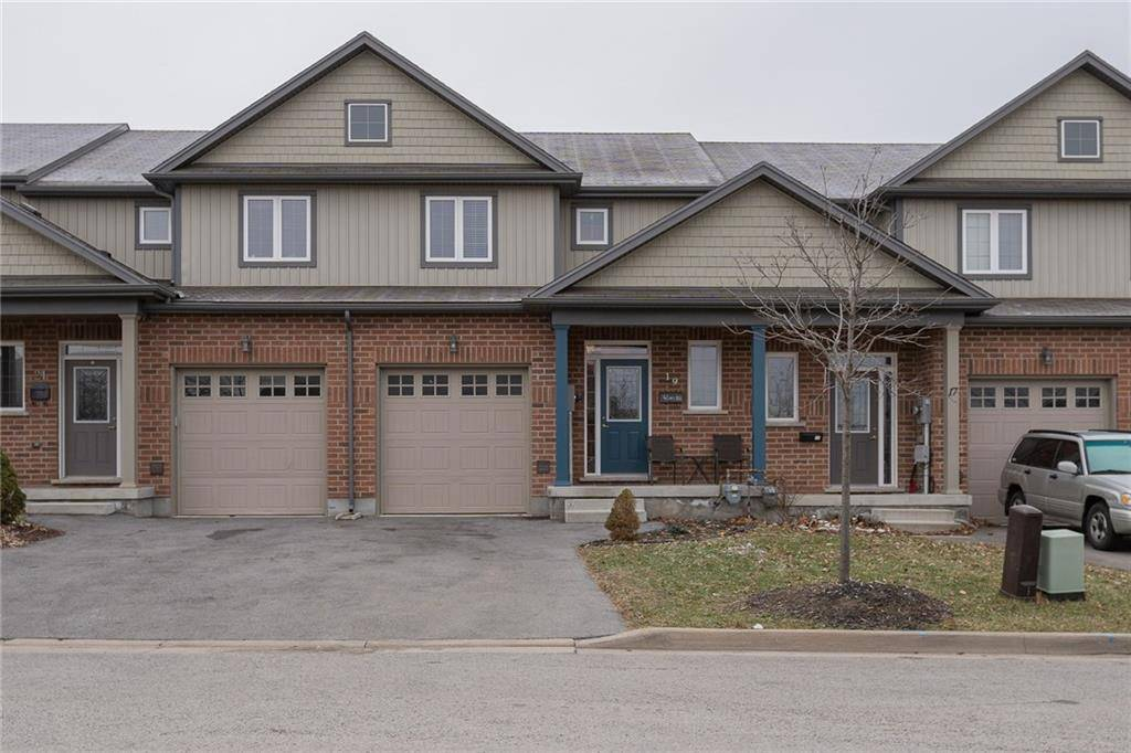 Townhouse for sale at 19 Glory Hill Rd St. Catharines Ontario - MLS: 30783860