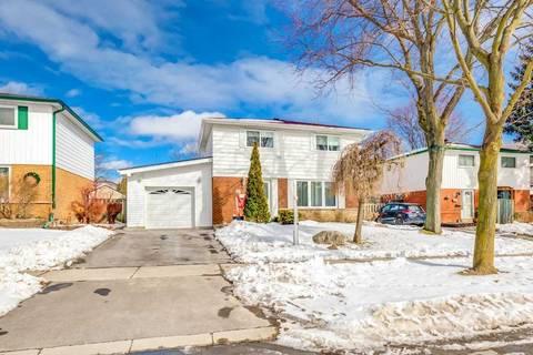 House for sale at 19 Gorsey Sq Toronto Ontario - MLS: E4696904