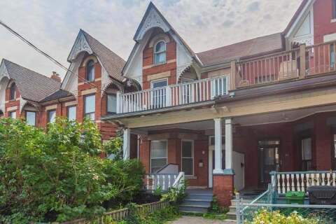 Townhouse for sale at 19 Grange Ave Toronto Ontario - MLS: C4922826