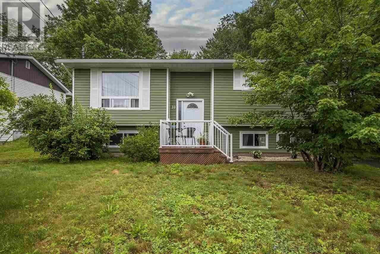 House for sale at 19 Greendale Ct Timberlea Nova Scotia - MLS: 202014438