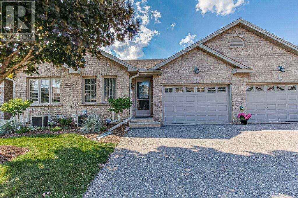 Townhouse for sale at 19 Hanlon Pl Paris Ontario - MLS: 30820380