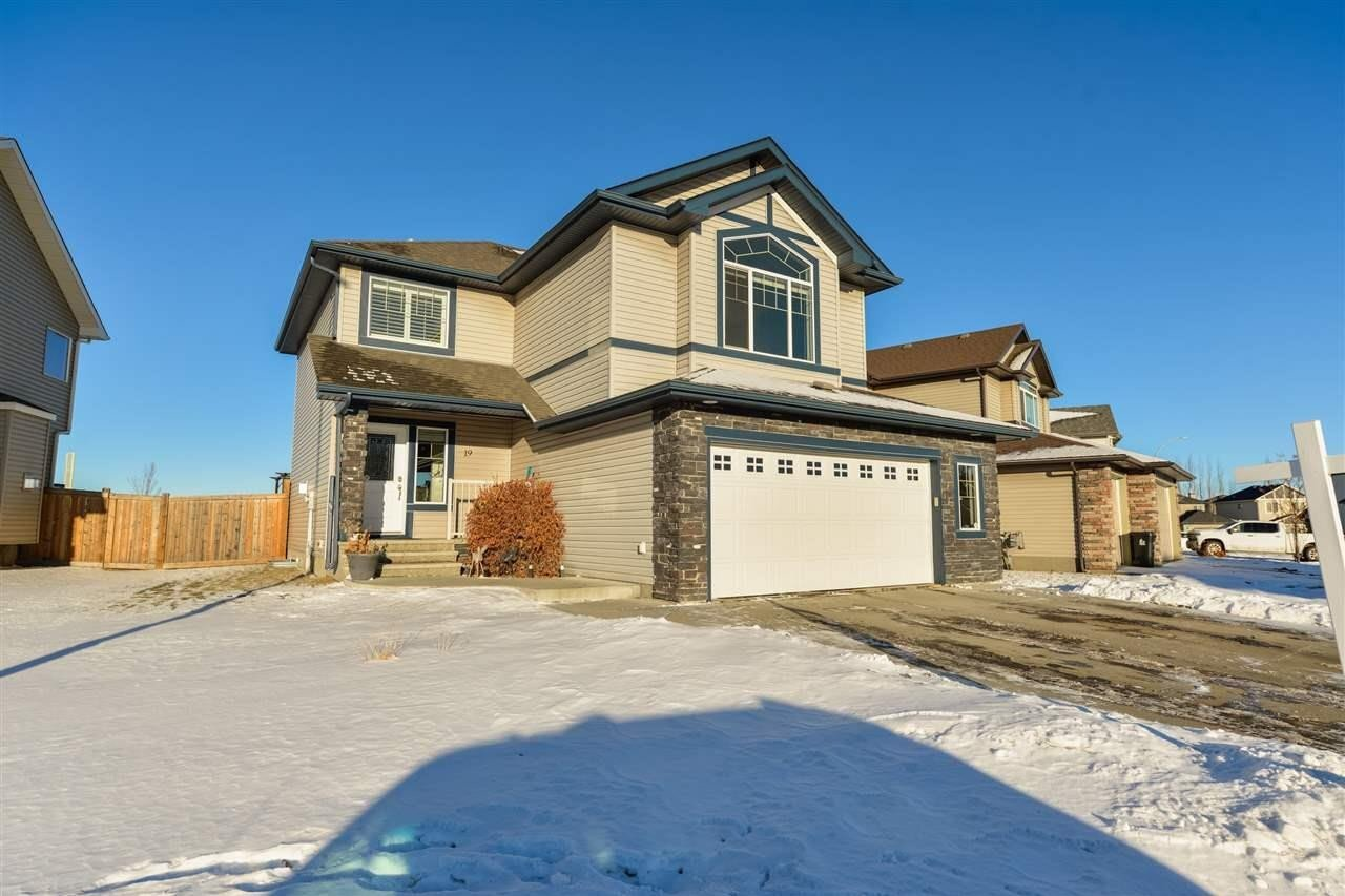 House for sale at 19 Hartwick Wy Spruce Grove Alberta - MLS: E4215379