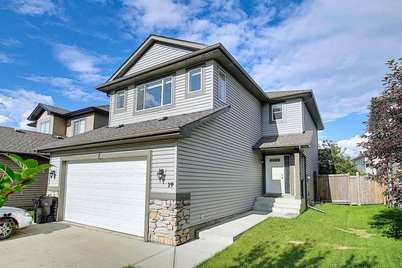 House for sale at 19 Hazeldean Pt Spruce Grove Alberta - MLS: E4204792