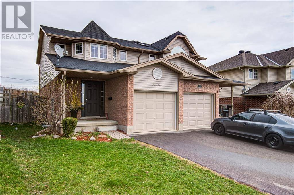 House for sale at 19 Henry Ct Guelph Ontario - MLS: 30797068