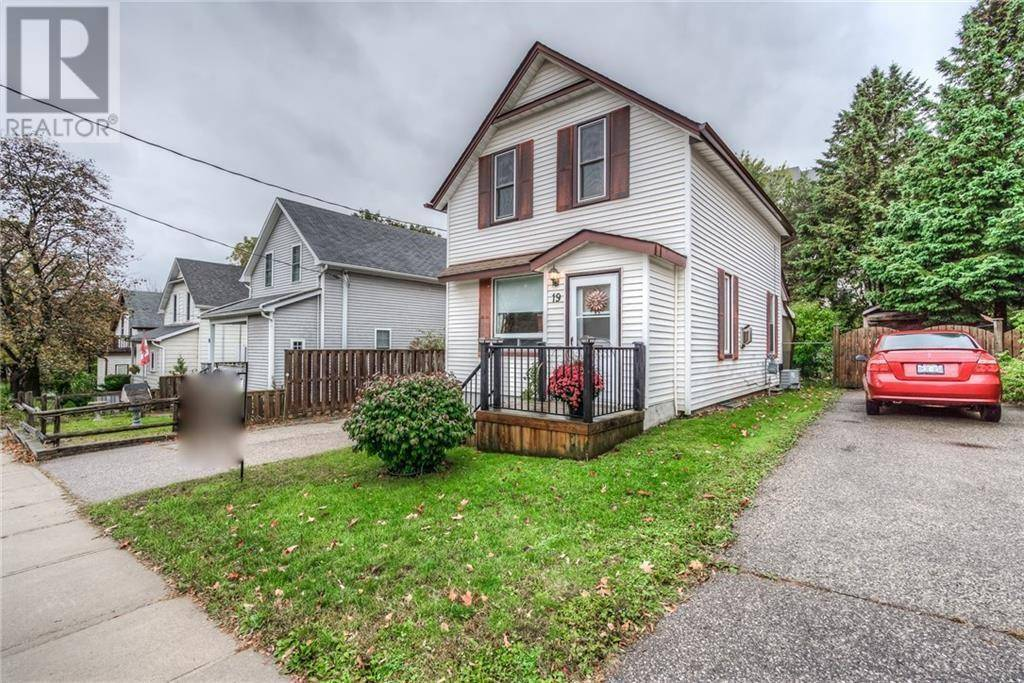 House for sale at 19 Henry St Kitchener Ontario - MLS: 30785264