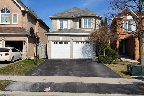 House for sale at 19 Hood Cres Brampton Ontario - MLS: W4530731